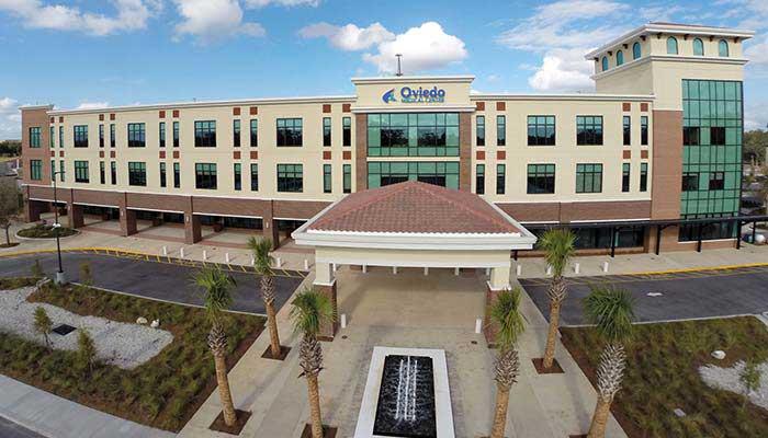 Emergency Care Oviedo Medical Center